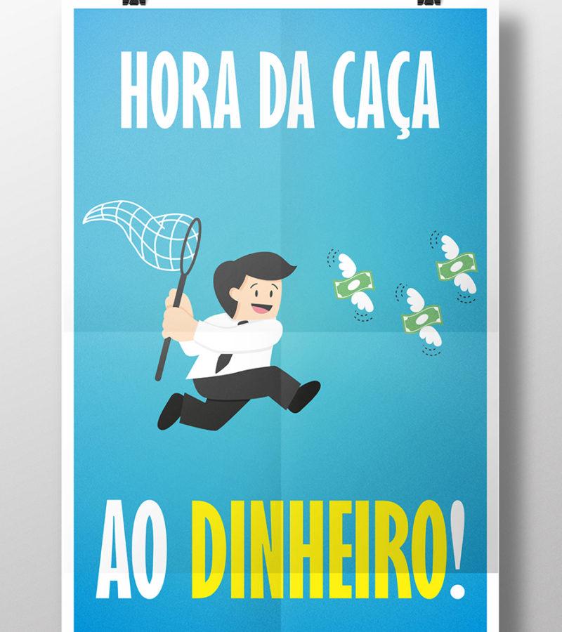 CAÇA AO DINHEIRO
