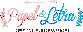 Papel e Letra Convites de Casamento
